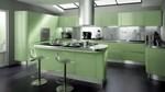 нечупливи заоблени кухни дизайнерски