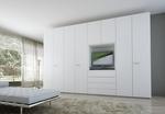 необикновенни гардероби с вграден телевизор скъпи