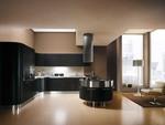 луксозни  заоблени кухни мдф