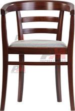 луксозни дървени столове Тонет за външно ползване