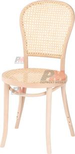 луксозни дървени столове Тонет за открито