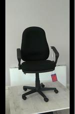 качественни офис стол с ниска облегалка