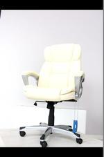 евтини кремави офис столове